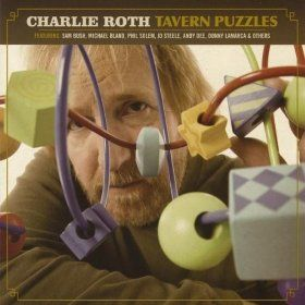 Tavern Puzzles-Charlie Roth-2008 music CD-