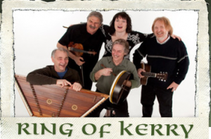 Charlie Roth in the ring-of-kerry band